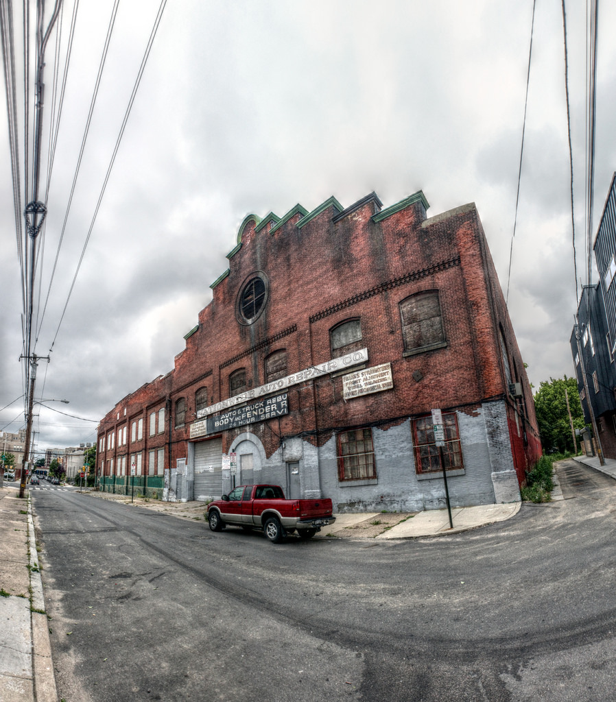Reuse on Mount Vernon Street Getting Close | Naked Philly