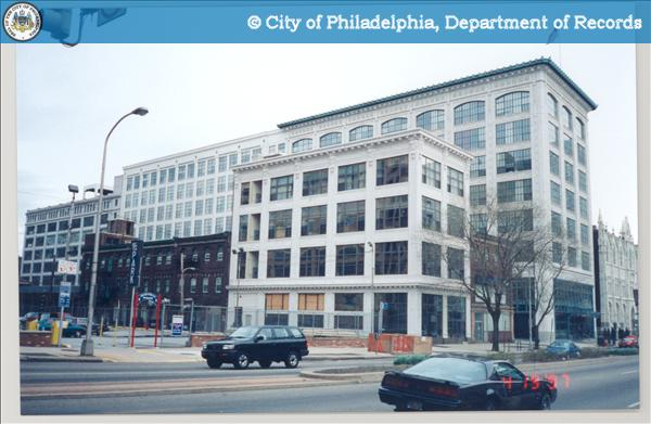Project:315 - 321 North Broad Street - Packard Motor Corporation Building.